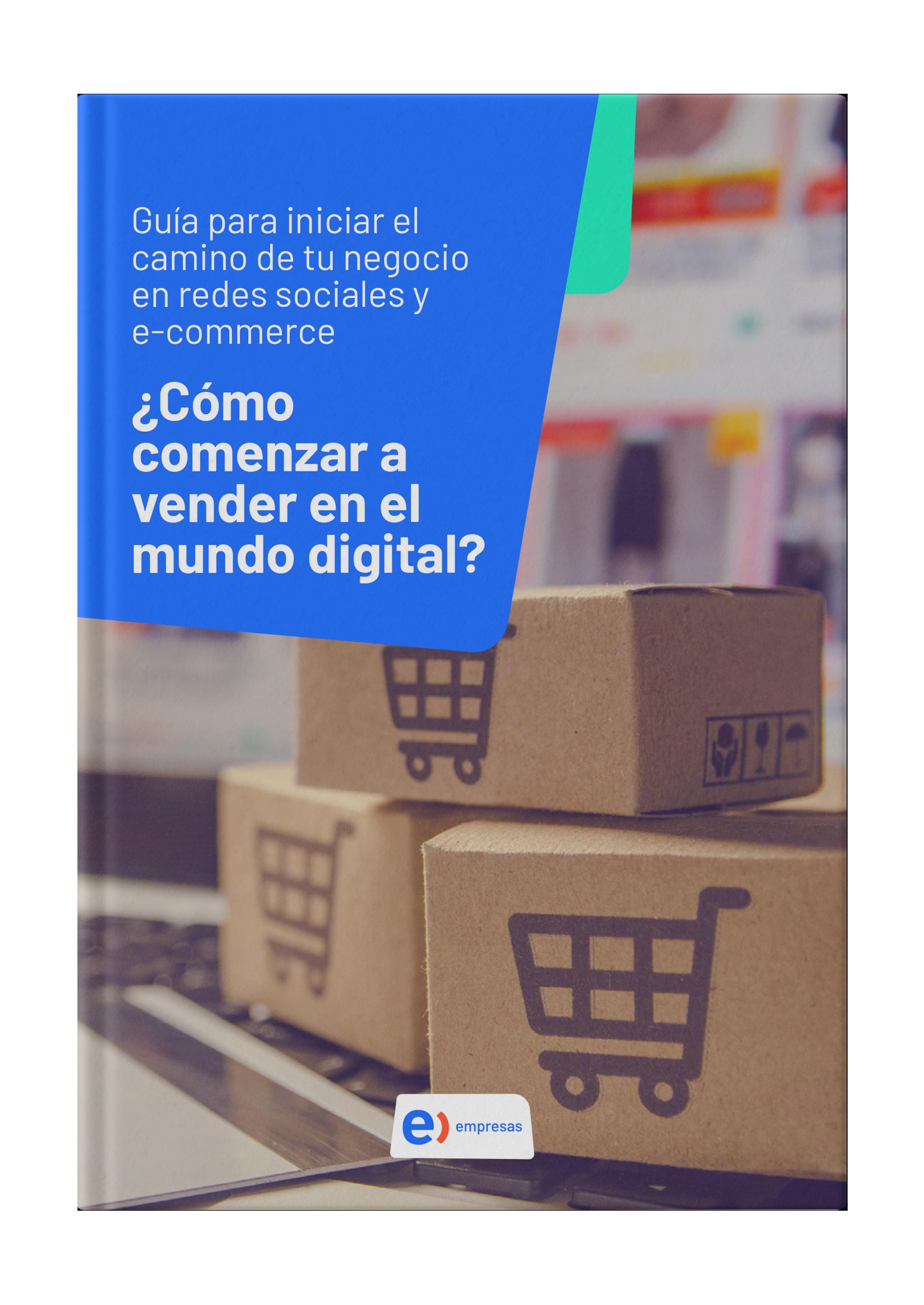 ¿Cómo comenzar a vender en el mundo digital_